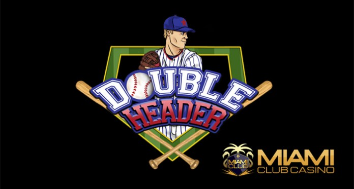 WGS' New Double Header Slot is LIVE at Miami Club Casino!