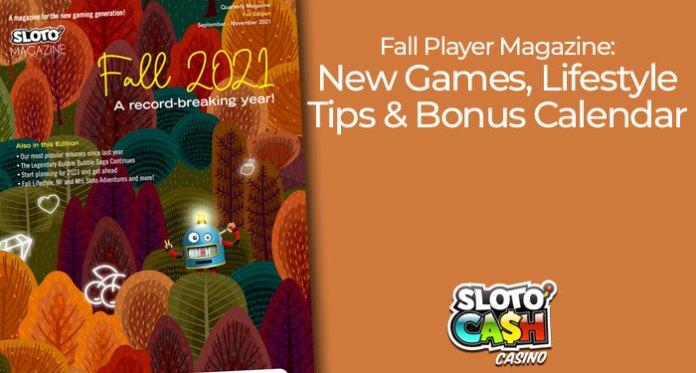 Raih Satu, Dua, atau Beberapa Bonus Jatuh Saat Anda Memainkan Kasino Sloto'Cash!