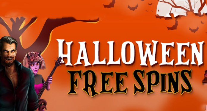 Thrilling Halloween Free Spins in October at Cyberspins Casino