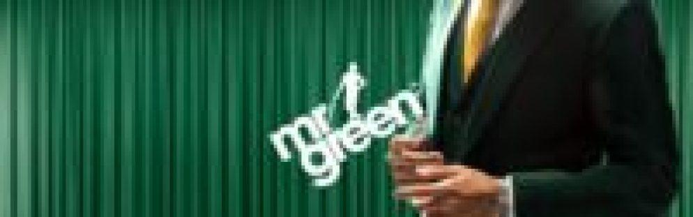 Mister Green Casino logo