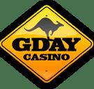 Gday Casino Bonus » 25 & 50 Free Spins → Bonus Code