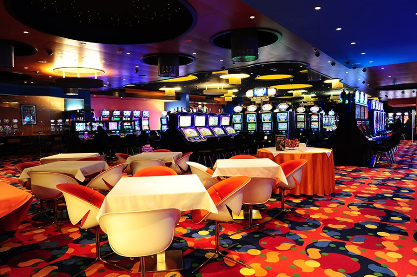 Casino Safir bar