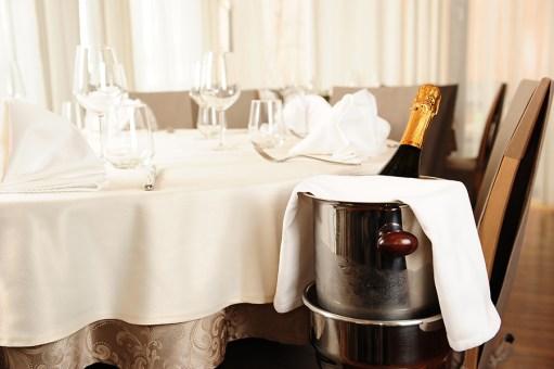 Restaurant Carat champagne