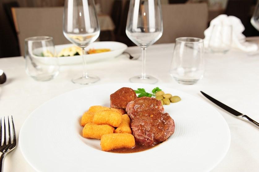 Restaurant Carat steak