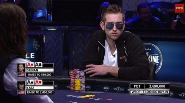 El que no arriesga no gana al Poker