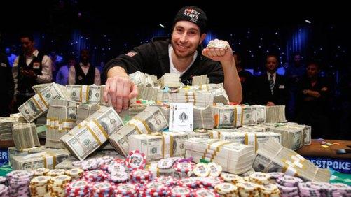 duhamel poker ganador WSOP