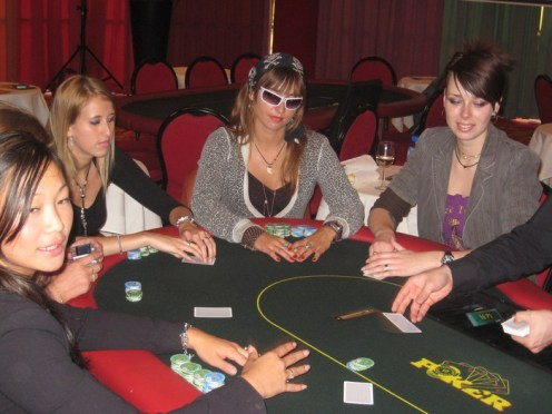 poker de mujeres casino barcelona