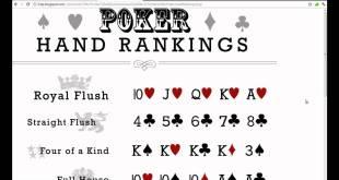 Consejos Para Jugar al Poker