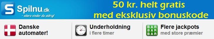 SpilNu.dk Anmeldelse og Spilnu Bonuskode