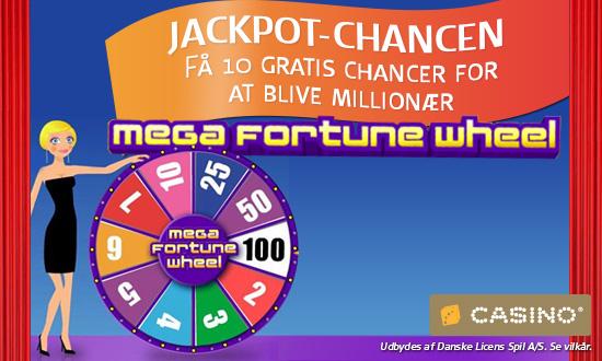 Få 10 Danske Spil Casino Gratis Chancer!