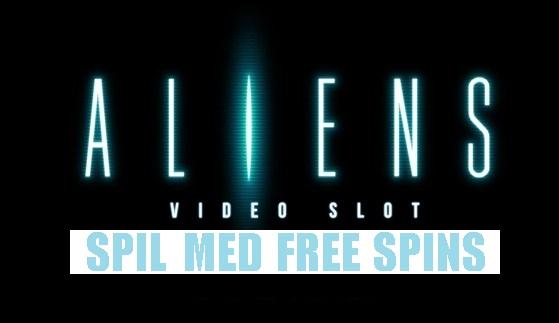 Aliens free spins på ny spilleautomat fra det ydre rum!