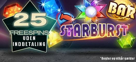 Få 25 Nordicbet Casino free spins på opdateret casinoside!