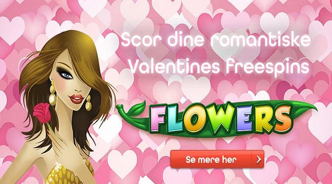 Tiden for Valentinsdag gratis spins nærmer sig…