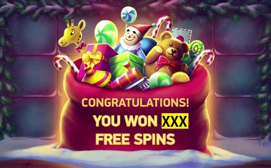 Kom i julestemning med op til 74 jule free spins på ny spilleautomat