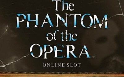 The Phantom of the Opera som spilleautomat fra NetEnt
