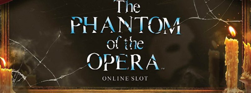 the phantom of the opera spilleautomat