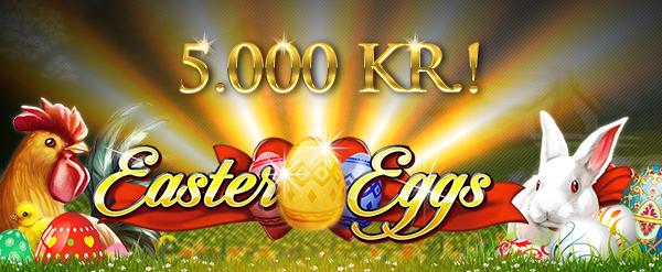 Danske Spils Påske Casino Bonusser