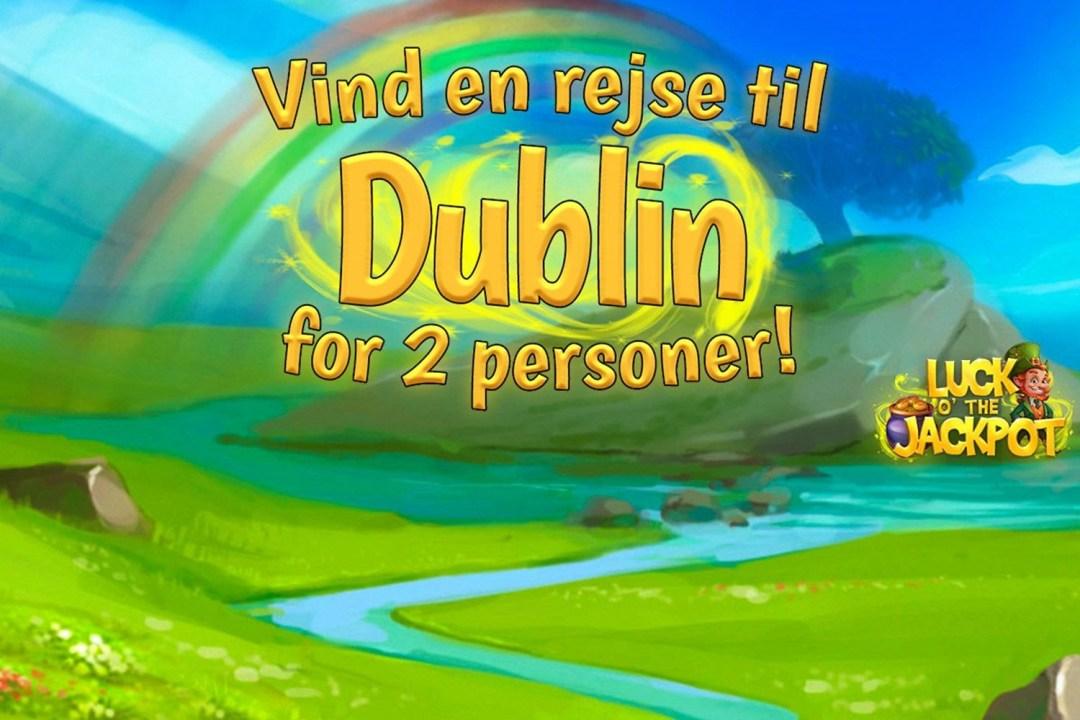Skt Patricks Day Konkurrence Vind Rejse Til Dublin Danske Online