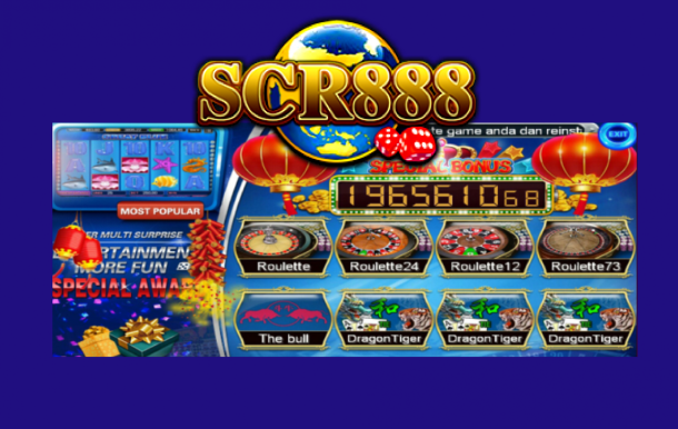 Image result for SCR888 Slots