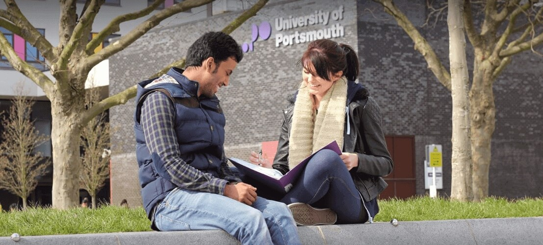 Beasiswa Parsial University of Portsmouth