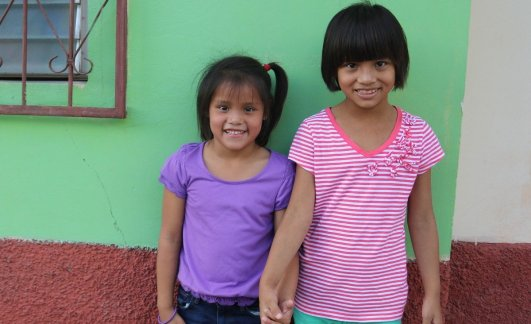 Caring for Zoila & Gelsi
