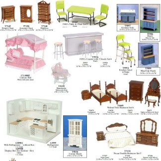 Furniture 1:12 Muebles