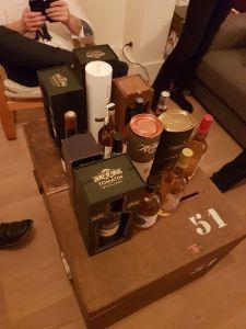 Whisky flessen deel 1