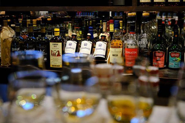 Rum tasting impression