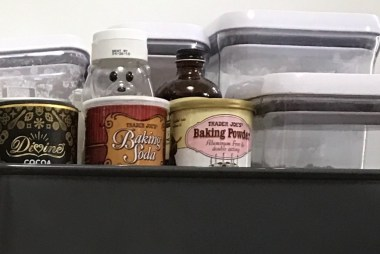 My Mobile Baking Cart
