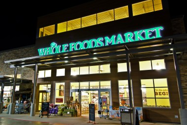 Whole Foods & Amazon