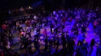 Hundereds of ceilidh dancers!