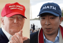 Andrew Yang: MAKE AMERICA THINK HARDER and TRULLY HAPPY