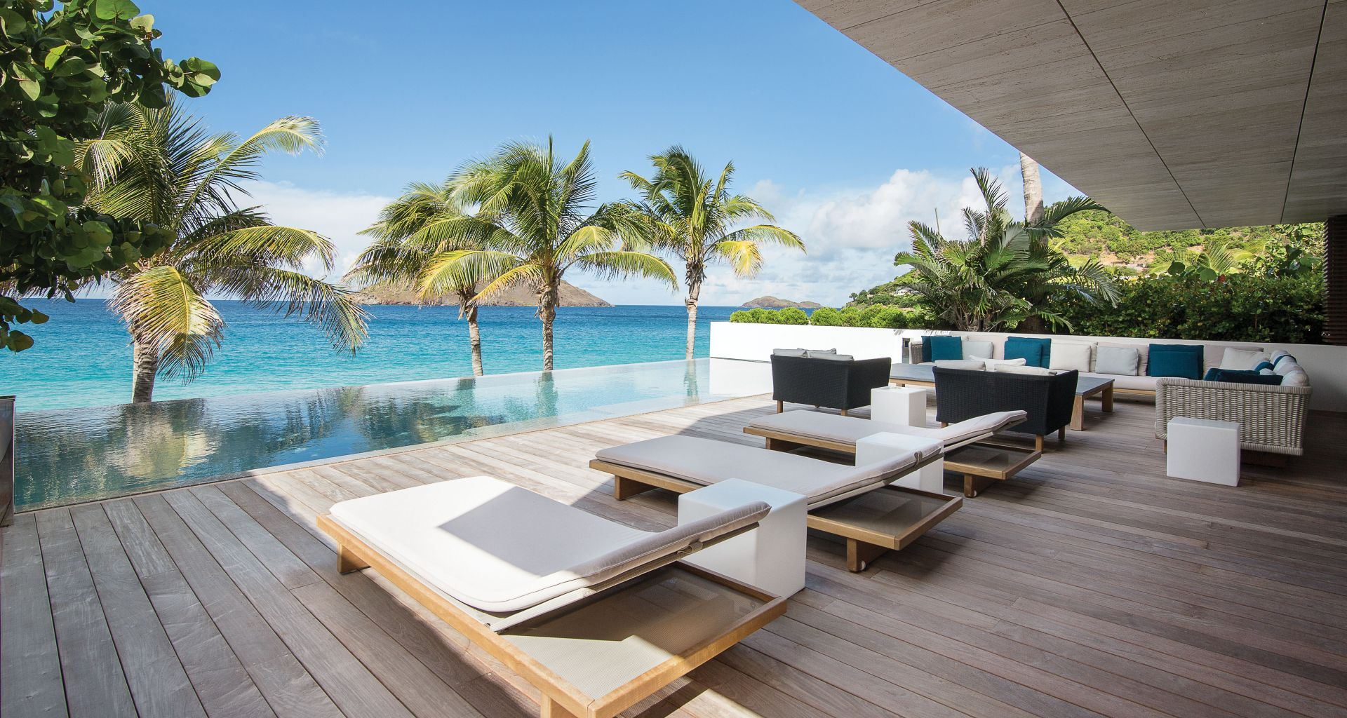 Villa Wake Up Vacances SaintBarth Carabes  Casol Villas France