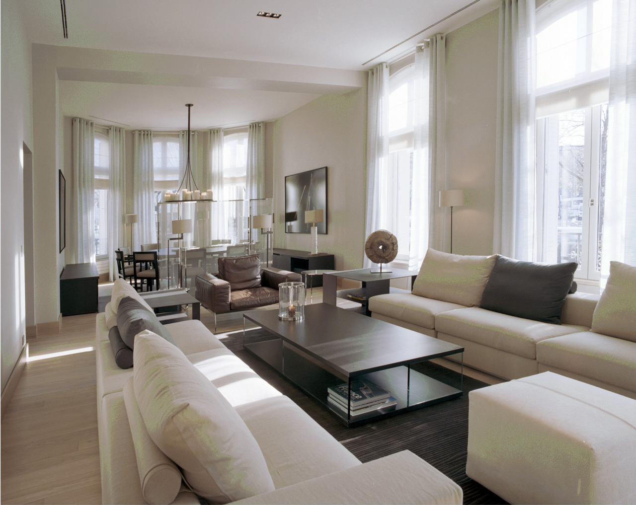 Appartements  Rserve de Paris  16e  Casol Villas France
