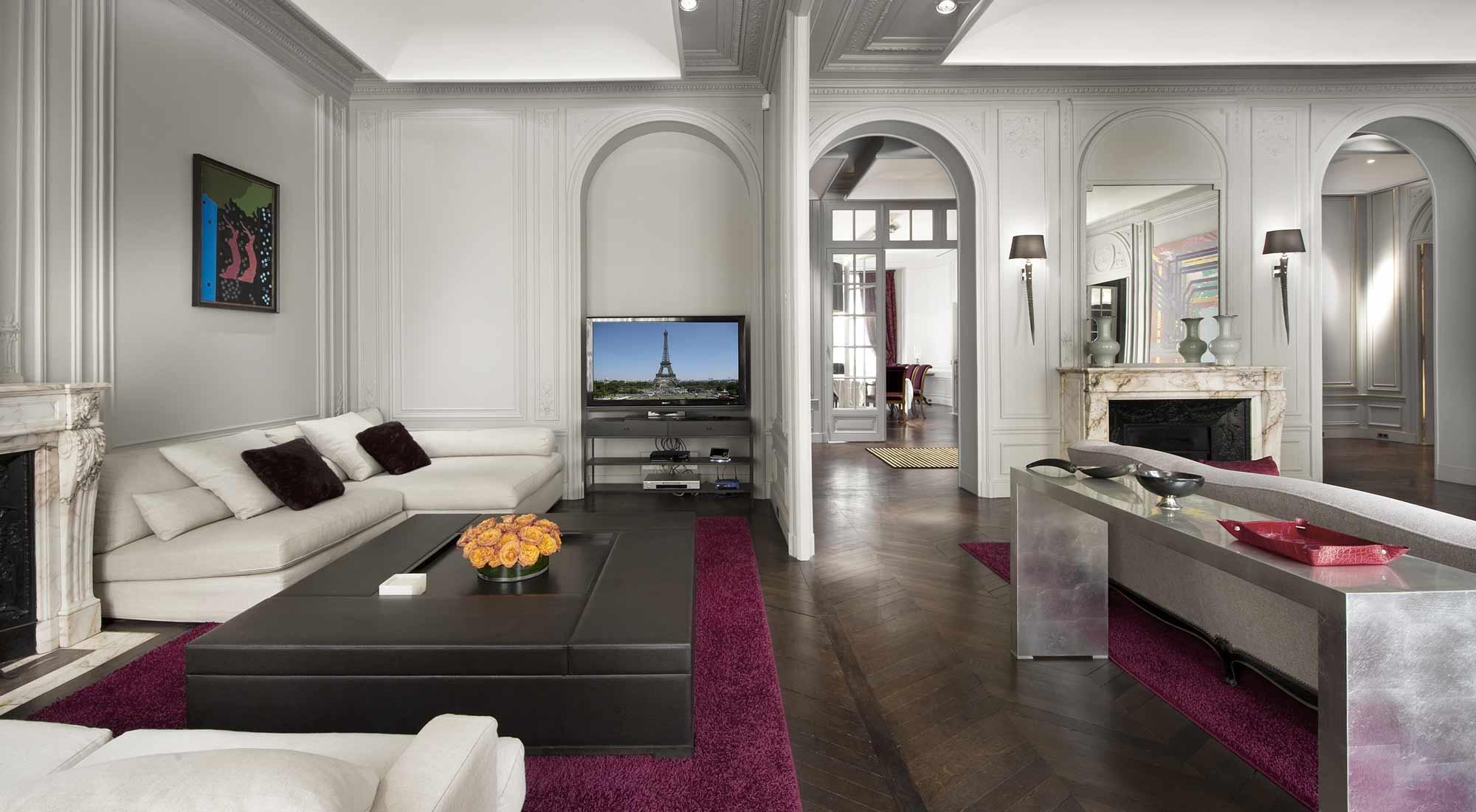 Le Poincar Appartement de Luxe  Louer 16e Paris  Casol Villas France
