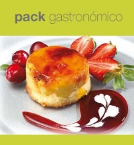pack gastronomico