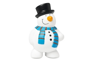 Antistress pupazzo di neve
