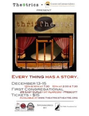 thrifTheatre Poster 8x11