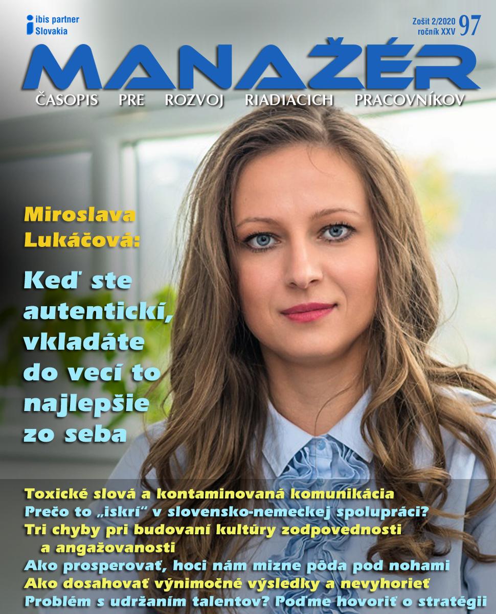 Manažér 97 (2/2020)