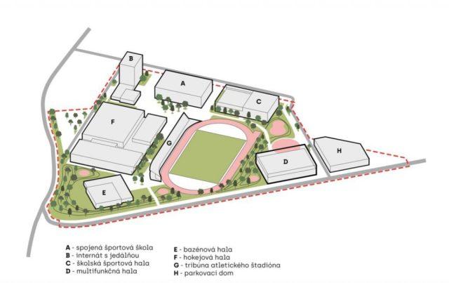 V Petržalke vybudujú nový multifunkčný športový areál