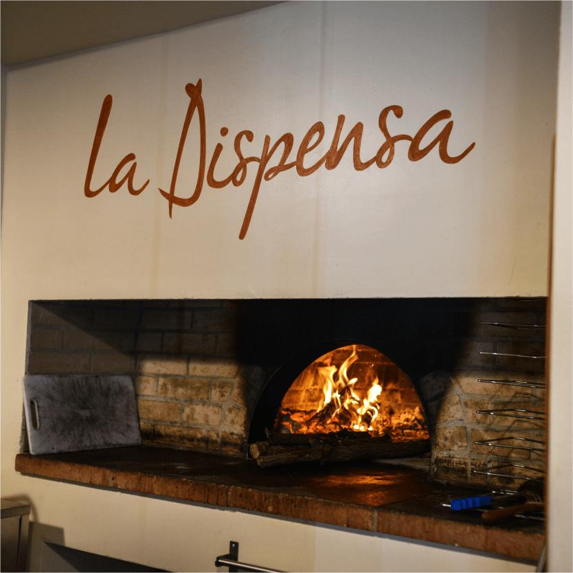 forno a legna La Dispensa