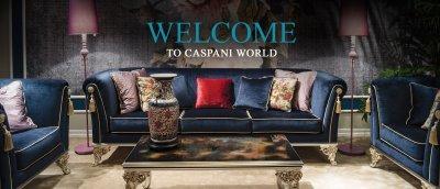 Caspani Tino Luxury Furniture 100% Made In Italy