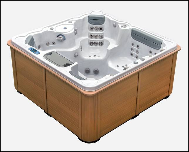 Used 4 Person Hot Tub For Sale   Home Improvement