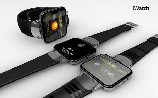 Apple files for 'iWatch' trademark
