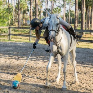 horseback riding games in Palm Beach County