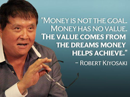 Robert-Kiyosaki-Money-Achieve-Picture-Quote
