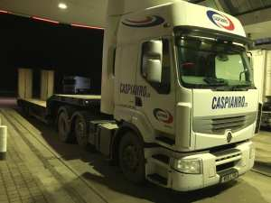 low loader cab