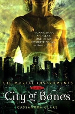 City of Bones (Mortal Instruments #1) by Cassandra Clare