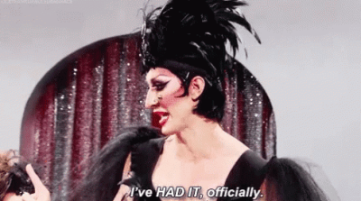 "Meme of Detox reads: ""I've HAD IT, officially."""