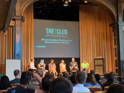 The TestBash Germany 2019 speaker panel